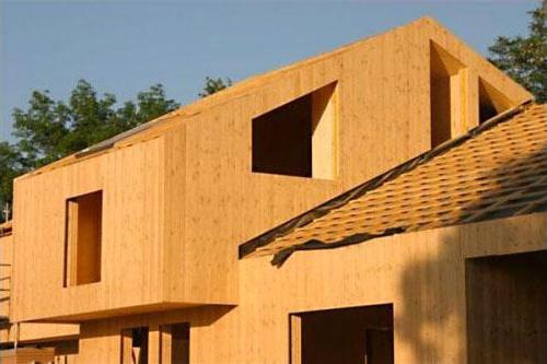 Casa x lam asso strutture for Case legno xlam