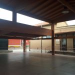 Copertura Centro Ricreativo Roma