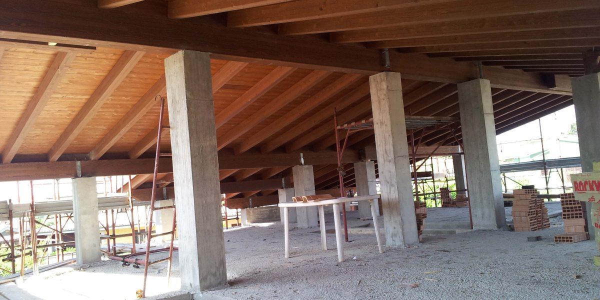 Copertura Edificio Residenziale Ladispoli