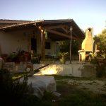 Portico Villa Adriana