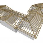 Progettazione Copertura Tivoli