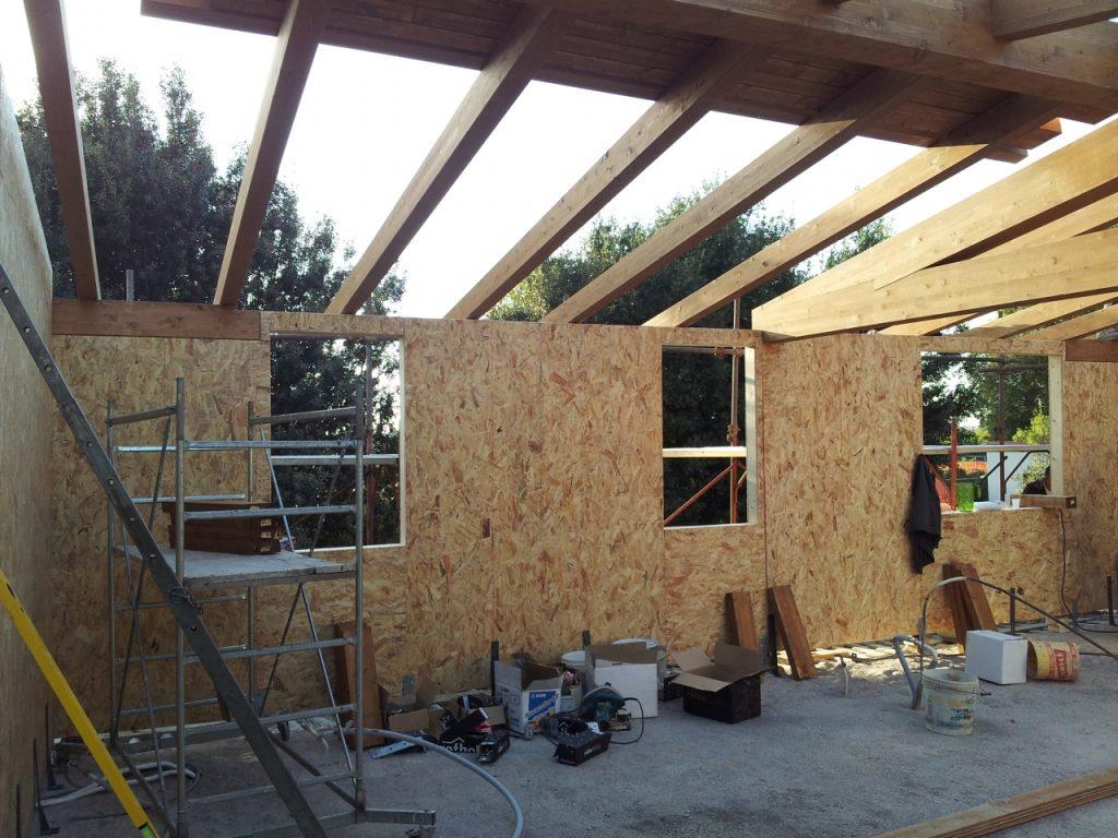 Sopraelevazione platform frame acilia asso strutture - Casa in legno economica ...
