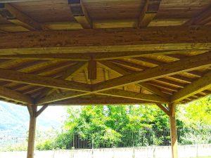 Strutture in legno piccole in basso 1