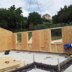 Casa in legno PlatForm Frame Cantalupo in Sabina - 10