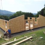 Casa in legno PlatForm Frame Cantalupo in Sabina - 11