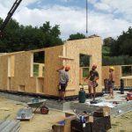 Casa in legno PlatForm Frame Cantalupo in Sabina - 12