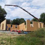 Casa in legno PlatForm Frame Cantalupo in Sabina - 14