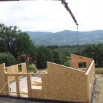 Casa in legno PlatForm Frame Cantalupo in Sabina - 15