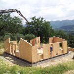 Casa in legno PlatForm Frame Cantalupo in Sabina - 18