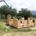 Casa in legno PlatForm Frame Cantalupo in Sabina - 19
