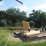 Casa in legno PlatForm Frame Cantalupo in Sabina - 2