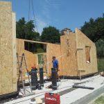Casa in legno PlatForm Frame Cantalupo in Sabina - 20
