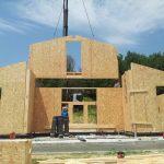 Casa in legno PlatForm Frame Cantalupo in Sabina - 21