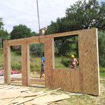 Casa in legno PlatForm Frame Cantalupo in Sabina - 5
