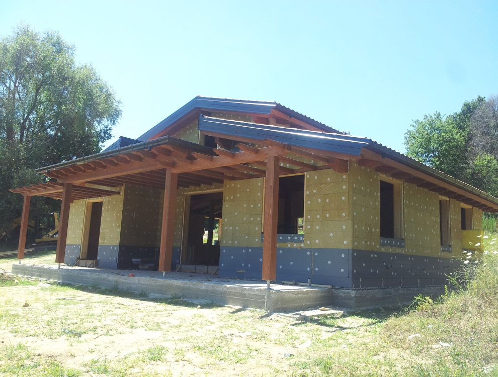 Casa in legno PlatForm Frame Cantalupo in Sabina - 50