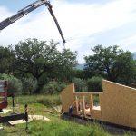 Casa in legno PlatForm Frame Cantalupo in Sabina - 7