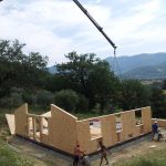 Casa in legno PlatForm Frame Cantalupo in Sabina - 9